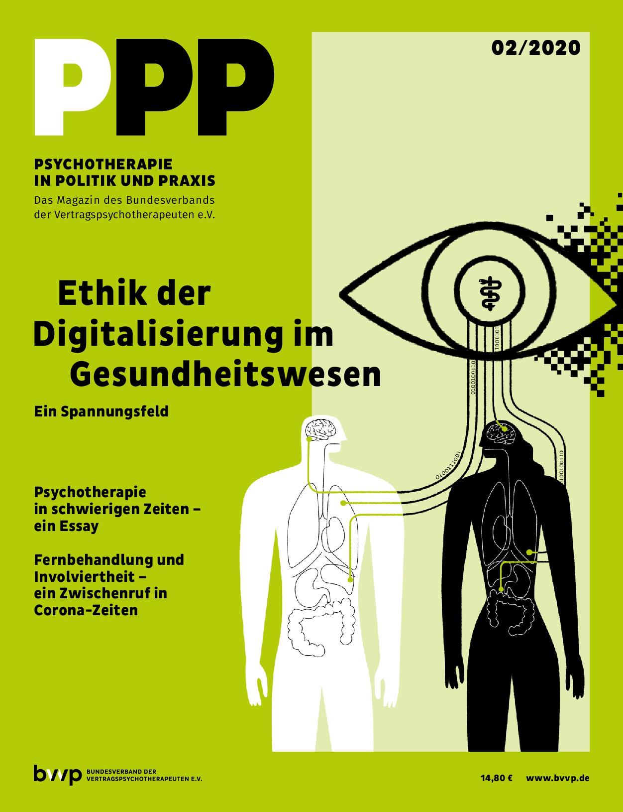 Psychotherapie in Politik und Praxis 02/2020