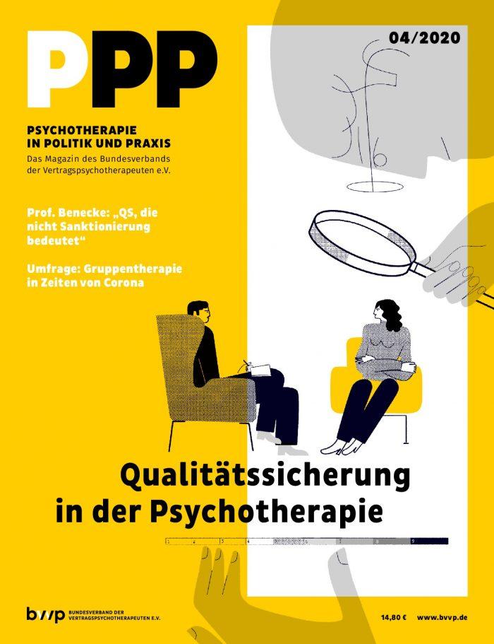 Psychotherapie in Politik und Praxis 03/2020