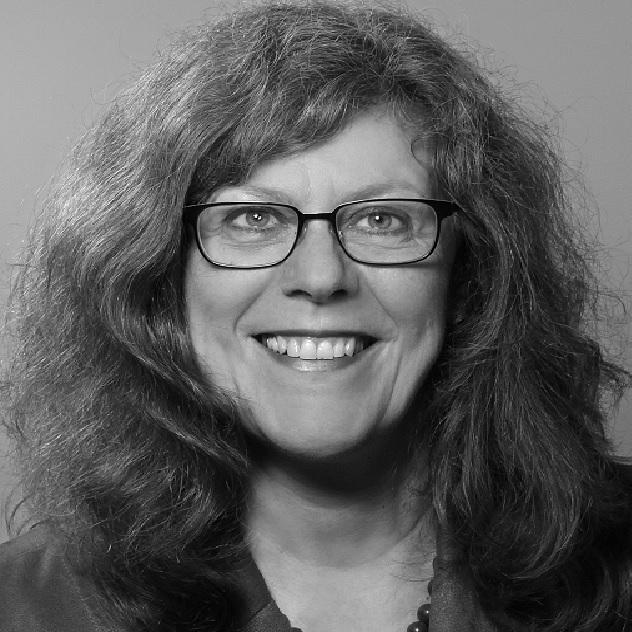 """Eva-Maria Schweitzer-Köhn bei der Konferenz """"Gesunde Algorithmen - Frauen und künstliche Intelligenz im Gesundheitswesen"""""""
